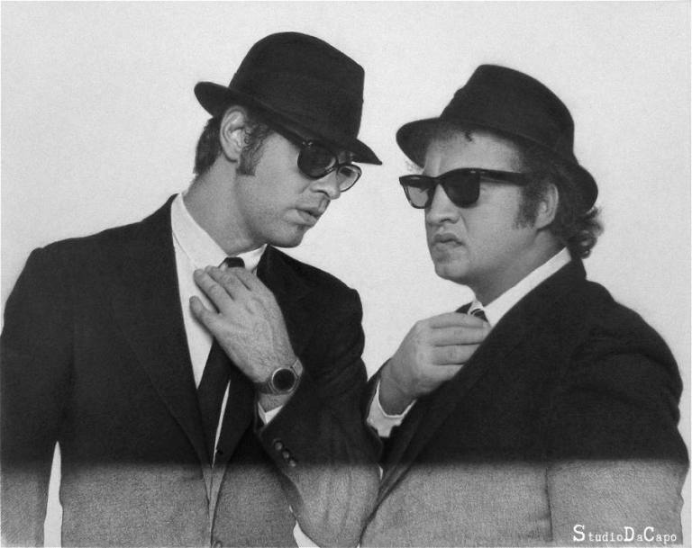 The Blues Brothers#5