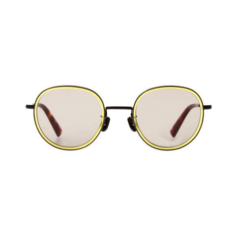 Martin/Matte Black/Cream Yellow (Sunglasses)
